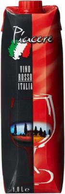 Червено вино PIACERE