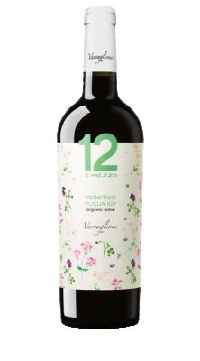 Червено вино Примитиво БИО di Puglia VARVAGLIONE