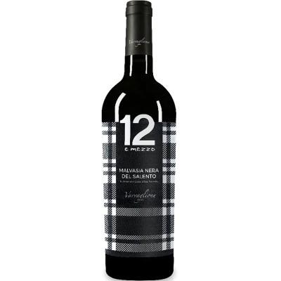 Червено вино Малвазия Нера дел Саленто VARVAGLIONE 12