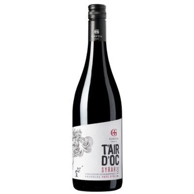 Червено вино Сира Домейн Гайда Т'AIR D'OC
