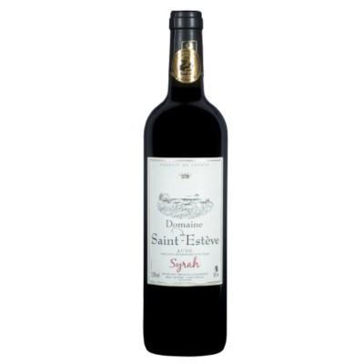 Червено вино Сира Корбие Шато Сейнт Естев AOC