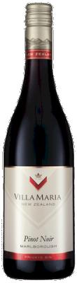 Червено вино Пино Ноар Private бин Вила Мария