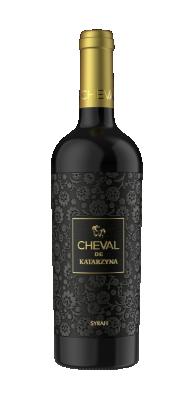 Вино Сира КАТАРЖИНА CHEVAL
