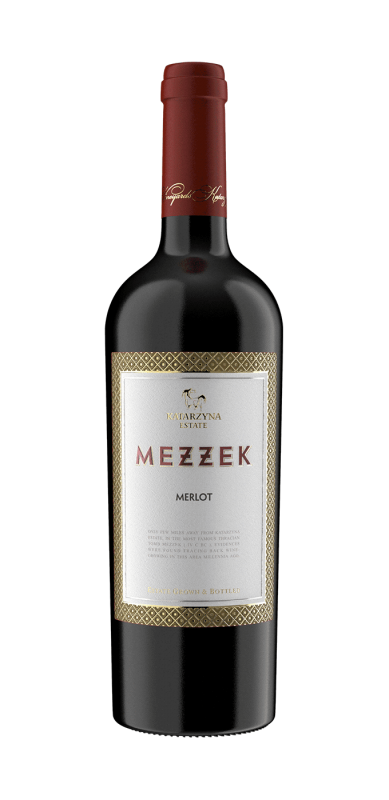 Вино Мерло КАТАРЖИНА МЕЗЕК