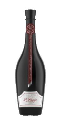 Вино Мерло и Каберне КАТАРЖИНА LE ROUGE