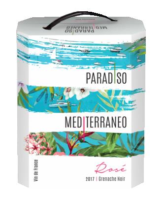 Вино Розе ПАРАДИСО Медитеранео