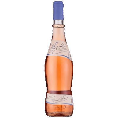 Вино Розе СЕРПОЛЕ Cote de Provance Фамилия Фабр