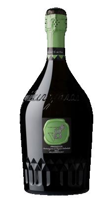 Вино Просеко Милесимато Брут V8+ MAGNUM DOC