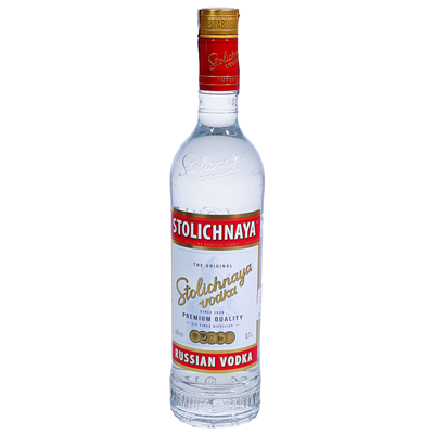 Водка Stolichnaya Premium
