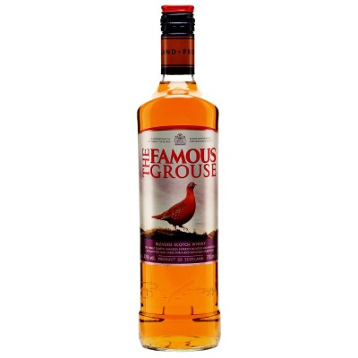 Скоч уиски THE FAMOUS GROUSE
