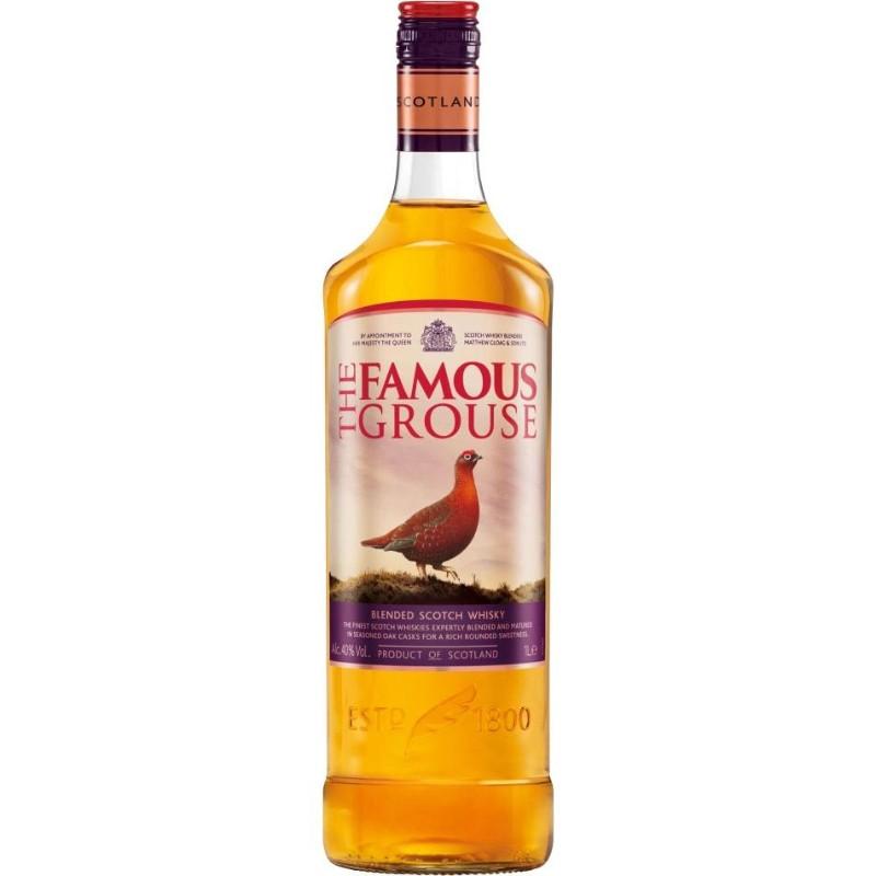 Скоч уиски THE FAMOUS GROUSE