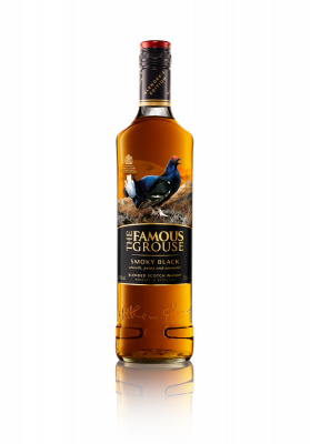 Скоч уиски THE FAMOUS GROUSE Smoky Black