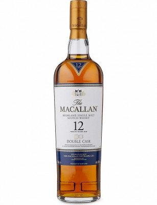 Малцово уиски THE MACALLAN 12Г Double cask