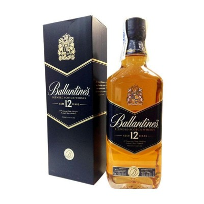 Уиски Ballantines малц 12г.