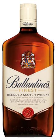 Уиски Ballantines Finest