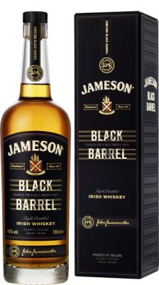 Уиски Jameson Black barel
