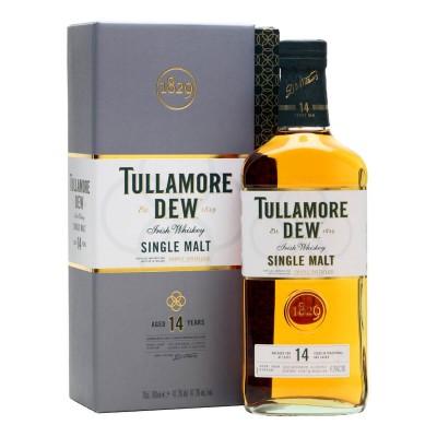 Уиски Tullamore D.E.W. Single malt 14г.