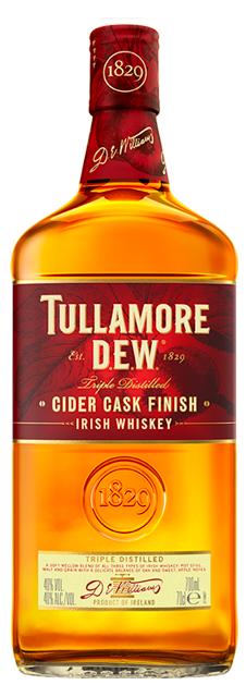 Уиски Tullamore D.E.W. Cider cask