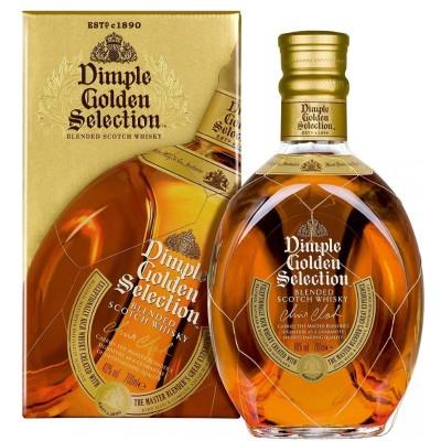 Уиски Dimple Golden selection