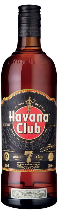 Ром Havana Club 7г.