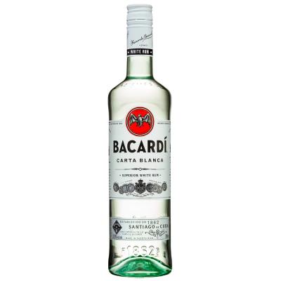 Ром Bacardi Carta Blanca