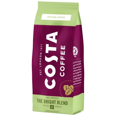 Кафе мляно Costa Coffee 100 % Арабика