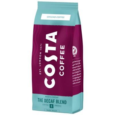 Кафе мляно COSTA COFFEE БЕЗКОФЕИНОВО