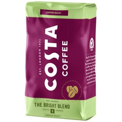 Кафе на зърна COSTA COFFEE 100% АРАБИКА