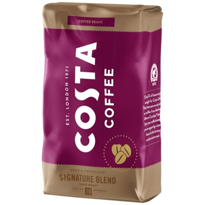 Кафе на зърна COSTA COFFEE SIGNITURE DARK