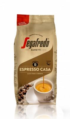 Кафе на зърна SEGAFREDO ESPRESSO CASA
