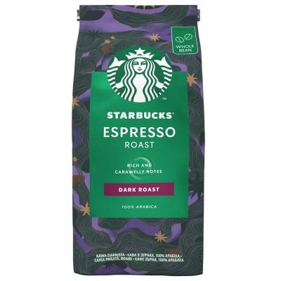 Кафе на зърна Starbucks Espresso Roast