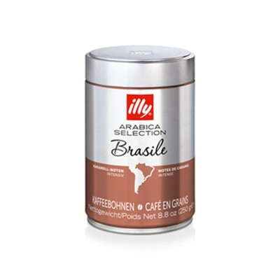 Кафе на зърна illy Arabica selection Бразилия
