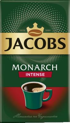Мляно кафе Jacobs Monarch Intense .