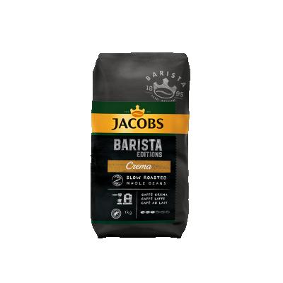 Кафе на зърна Jacobs Barista Crema
