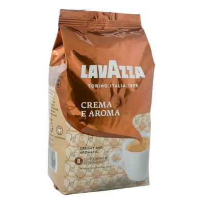 Кафе на зърна Lavazza Crema e Aroma