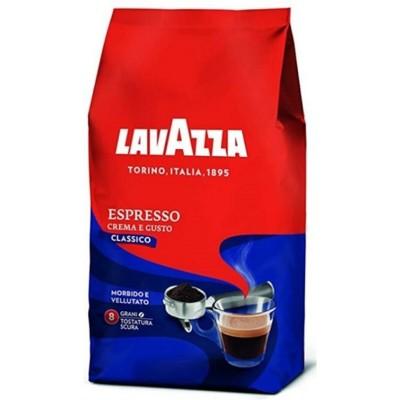 Кафе на зърна Lavazza Crema e Gusto classico