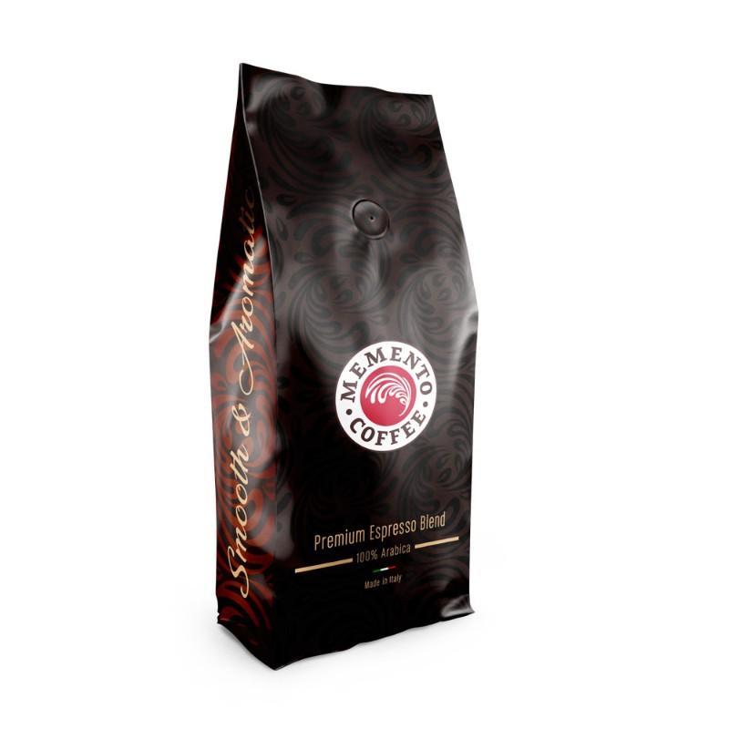 Кафе на зърна Memento Premium Espresso