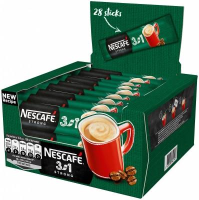 Nescafe 3в1 Strong