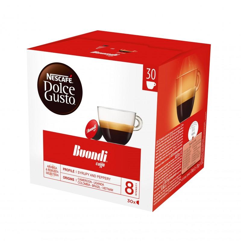 Kафе капсули Nеscafe Dolce Gusto Espresso Buondi  30 напитки