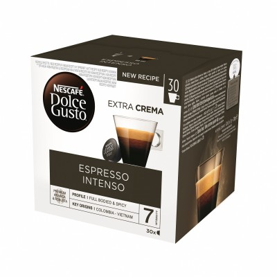 Kафе капсули Nеscafe Dolce Gusto Espresso Intenso 30 напитки