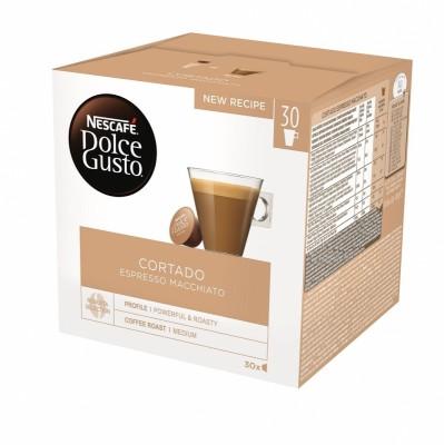 Kафе капсули Nеscafe Dolce Gusto Cortado Espresso Macchiato 30 напитки