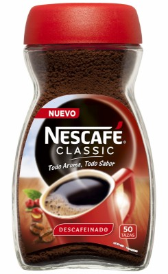 Nescafe Classic Descafeinado