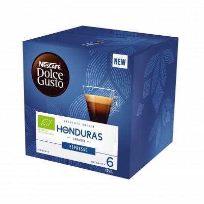 Kафе капсули Nеscafe Dolce Gusto Honduras Corquin 12 напитки