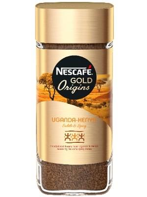 Nescafe GOLD Origins Uganda-Kenya