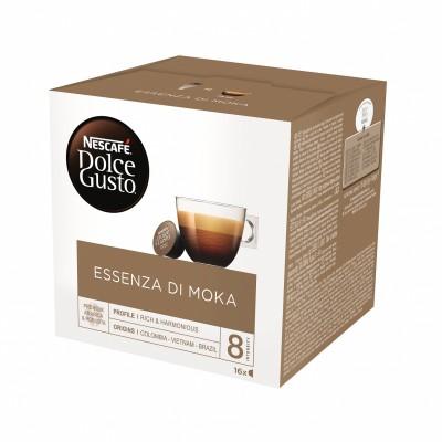 Kафе капсули Nеscafe Dolce Gusto Essenza Di Moka 16 напитки