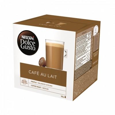 Kафе капсули Nеscafe Dolce Gusto Cafe au Lait 16 напитки