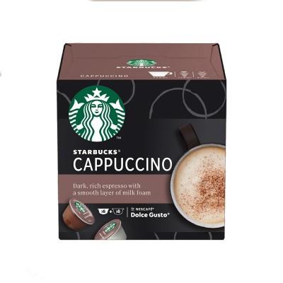 Cappuccino Starbucks 6 напитки