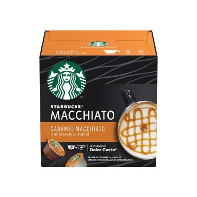 Starbucks Caramel Macchiato 6 напитки