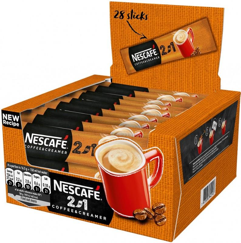 Nescafe 2в1