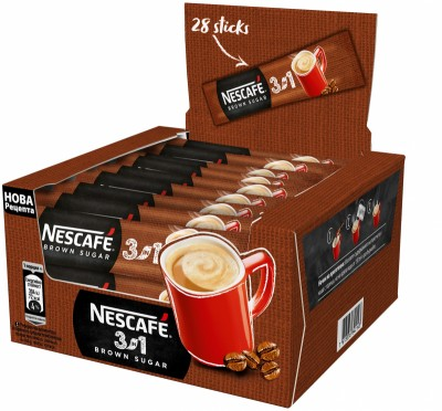 Nescafe 3в1 Brown sugar